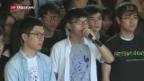 Video «Gefängnis für Hongkonger Politaktivisten» abspielen