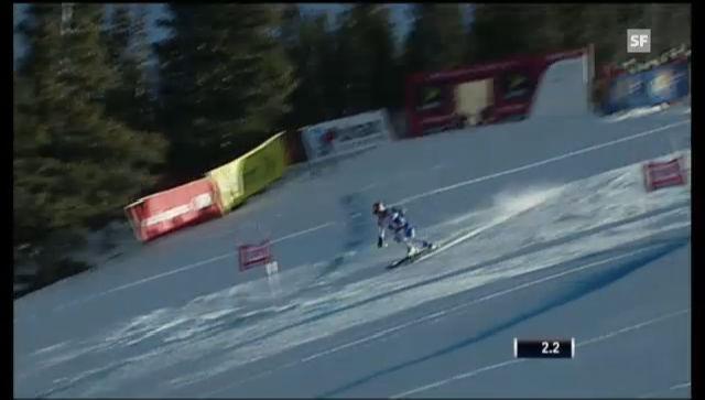 Ski alpin: Die Fahrt von Patrick Küng («sportlive»)