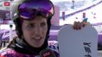 Video «Snowboard: Parallel-Slalom der Frauen» abspielen