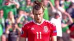 Video «Wales besiegt Nordirland» abspielen