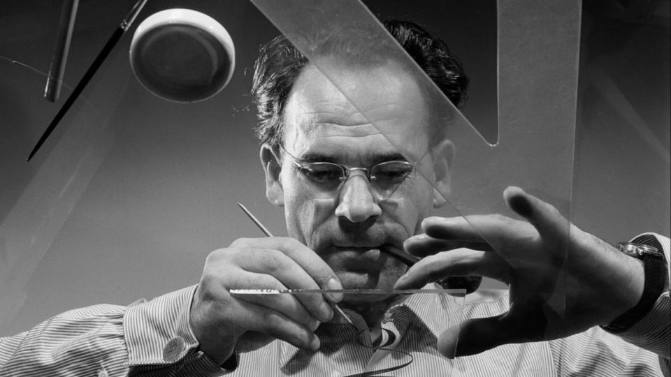 Filmpionier Ernst A. Heiniger in der Schweizer Fotostiftung