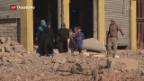 Video «Irakische Truppen stürmen Altstadt von Mossul» abspielen