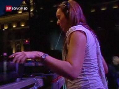 Der Schweizer DJ-Star mit tschechischen Wurzeln