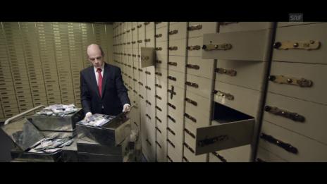 Link öffnet eine Lightbox. Video Kurzfilm: «Hold Up» abspielen
