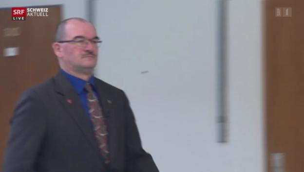 Video «Affäre Thorberg: Berner Regierungsrat unter Druck» abspielen