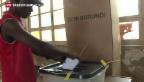 Video «Präsidentschaftswahl in Burundi» abspielen