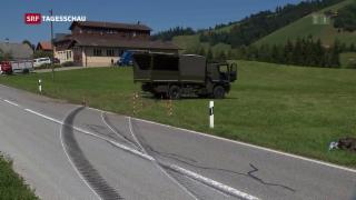Video «Militärunfall im Emmental» abspielen