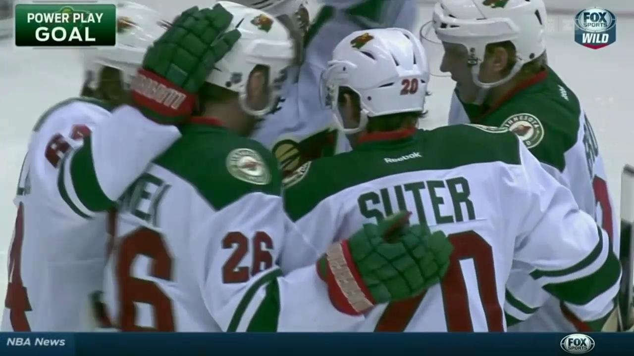 Eishockey: Niederreiter trifft bei Minnesota-Sieg