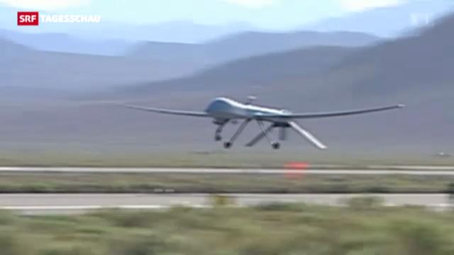 Obama gibt Drohneneinsätze bekannt