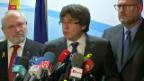 Video «Separatisten gewinnen Mehrheit» abspielen