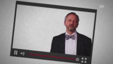Video «Lernen mit YouTube - Thomas Merz sieht auch Nachteile» abspielen