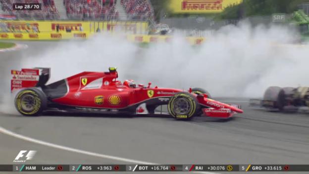 Video «F1: GP von Kanada» abspielen