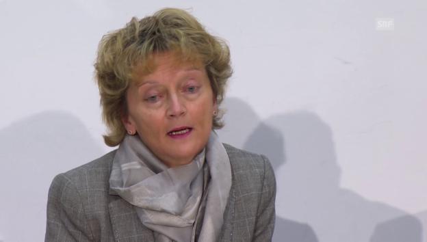 Video «So will der Bund die Mindereinnahmen teilweise kompensieren» abspielen