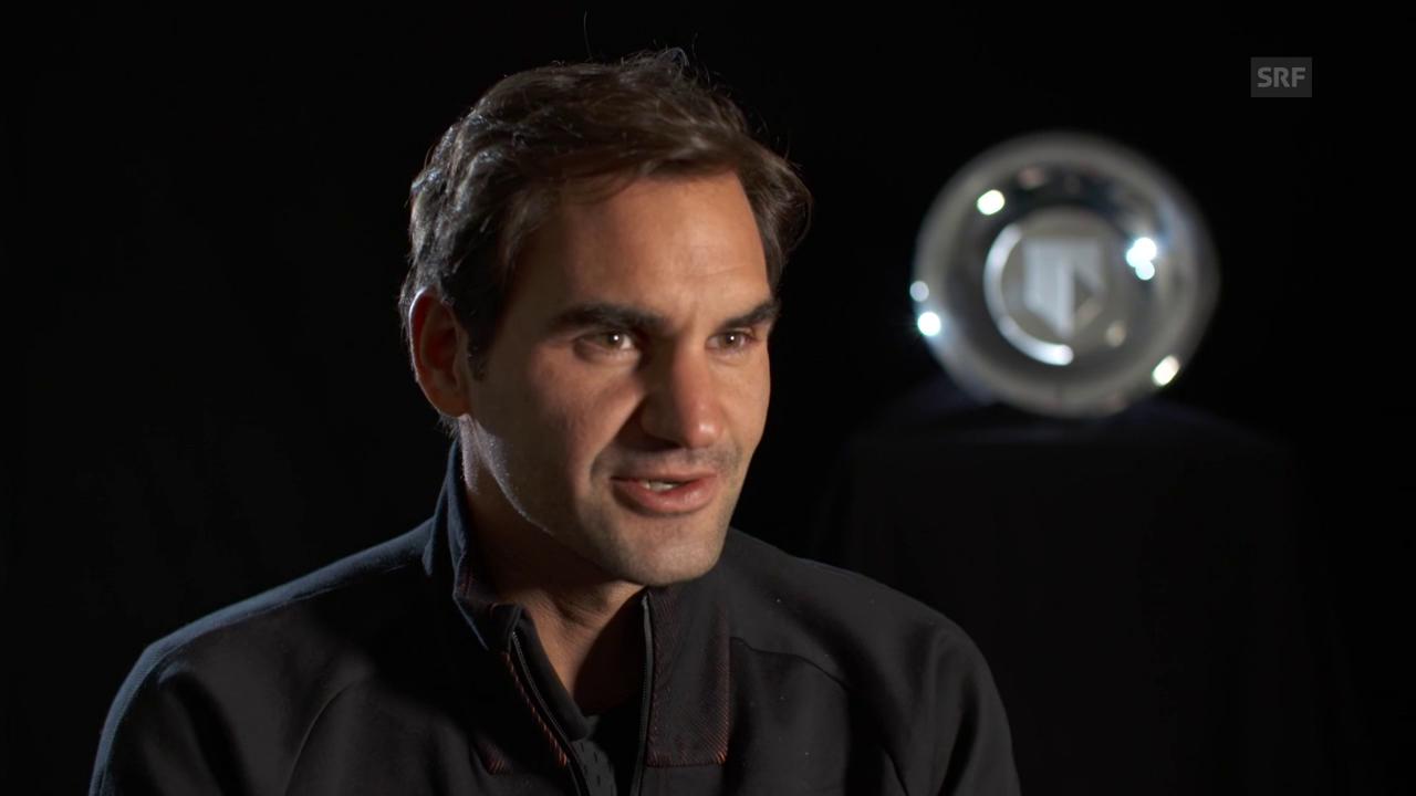Federer: «Der Weg ist noch lang»