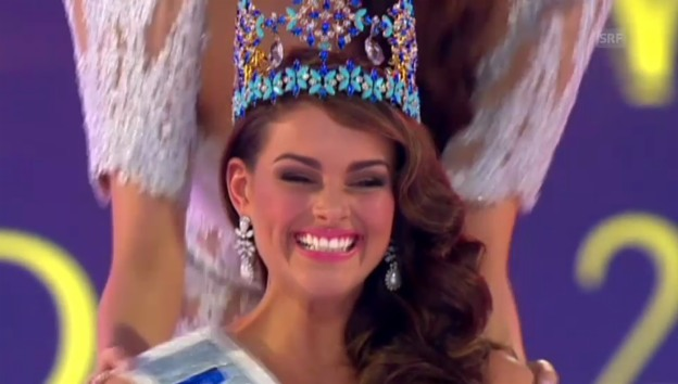 Video «Miss World 2014 (unkomm.)» abspielen