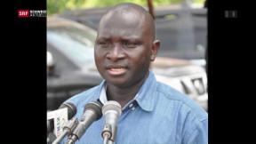 Video «Untersuchung gegen gambischen Ex-Minister» abspielen