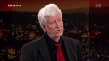Video «Studiotalk mit Klimaexperte Andreas Fischlin» abspielen