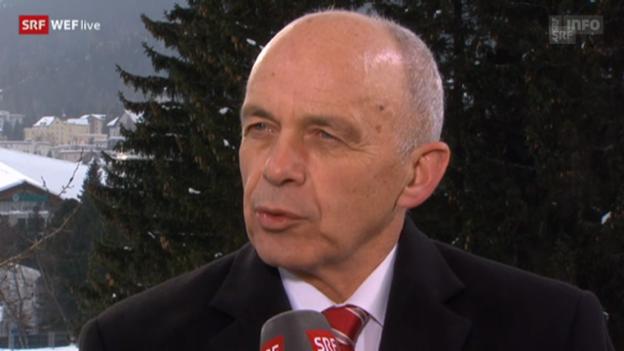 Video «Ueli Maurer, Bundespräsident» abspielen