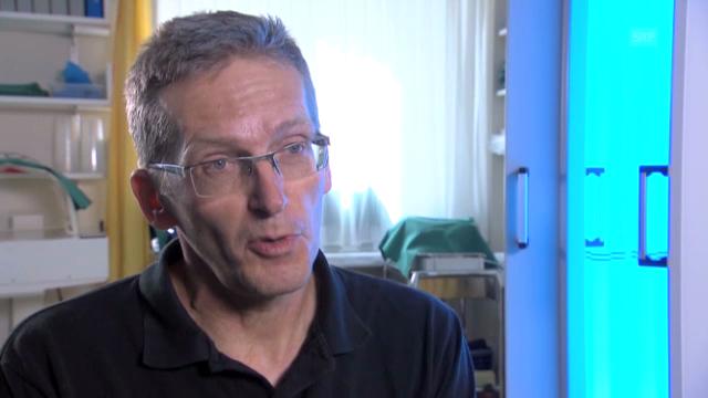 Prof Dummer zu UV und kritischen Körperstellen