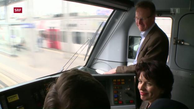 Video ««Pro-Service-public-Intitative» will Maximallöhne festlegen» abspielen