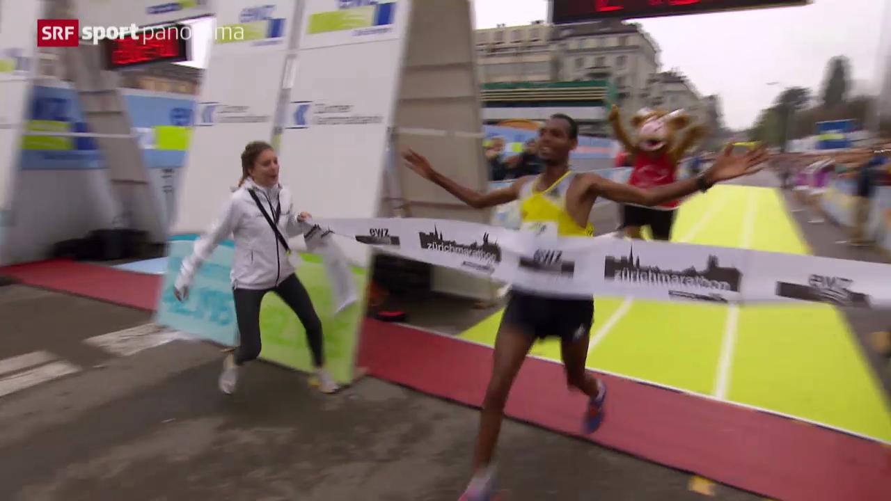 LA: Zürich Marathon