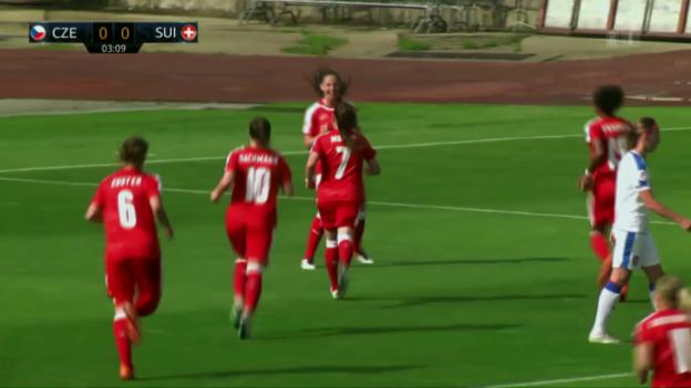 Video «Frauen-Nati qualifiziert sich für EM 2017» abspielen