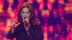 Video «Andrea Berg mit «Diese Nacht ist jede Sünde wert»» abspielen