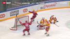 Video «Eishockey: Ligaqualifikation Lausanne - SCL Tigers» abspielen