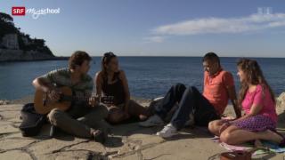 Video «Rendez-vous à Nice: Ça zique sur la plage (20/20)» abspielen