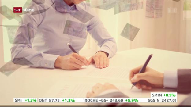 Video «SRF Börse vom 20.11.2017» abspielen