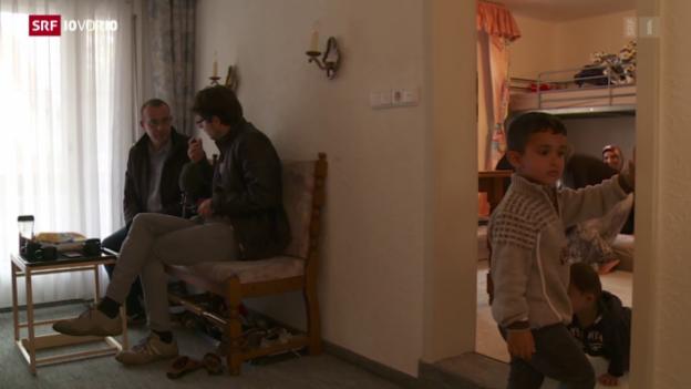 Video «Syrische Familie» abspielen