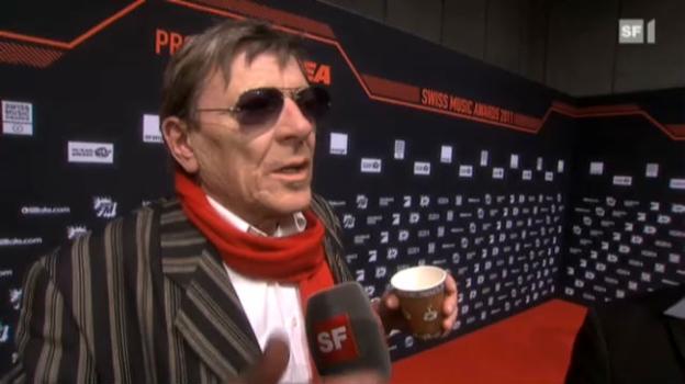 Video «Swiss Music Awards – Die Gewinner» abspielen