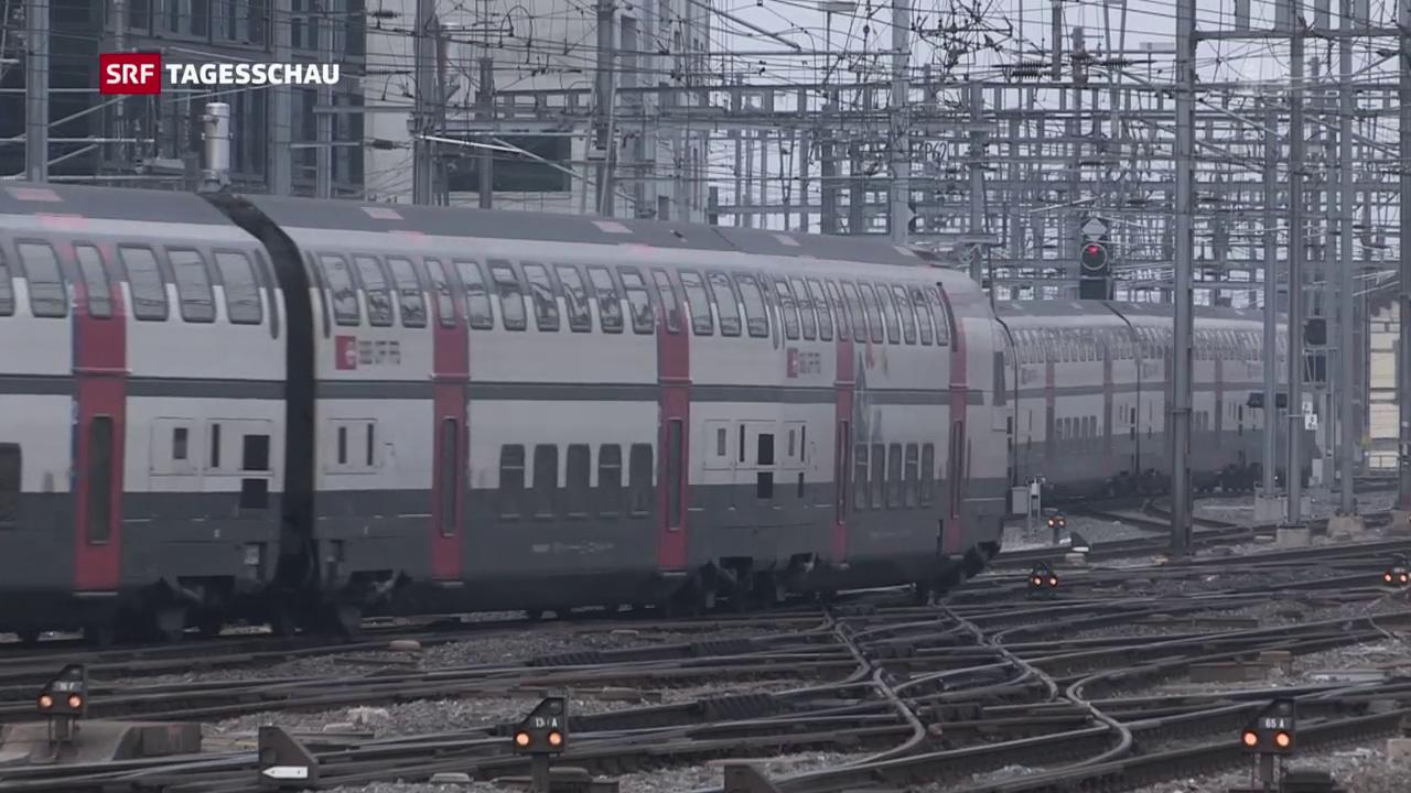 Bahnausbau 2035