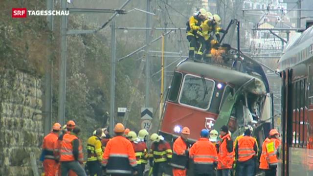 SBB-Unfälle werden seltener
