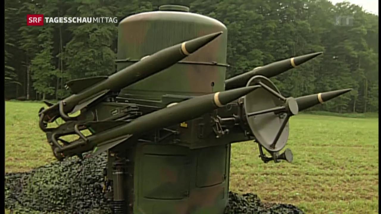 Schweizer Rüstungsprobleme