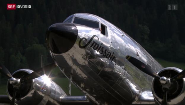 Video «Wiege der Aviatik: 100 Jahre Flugplatz Dübendorf» abspielen