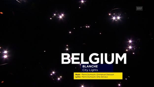 Video «Blanche: «City Lights»» abspielen