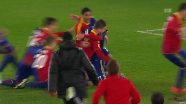 Penaltyschiessen Basel-Tottenham («sportlive»)