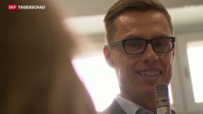 Video «Wahlen in Finnland» abspielen