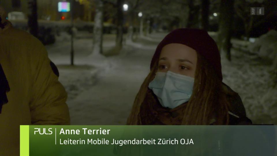 Anne Terrier: «Uns Erwachsenen fällt es leichter, wir haben die Entwicklungsaufgaben schon gemacht. Sie sind mittendrin.»