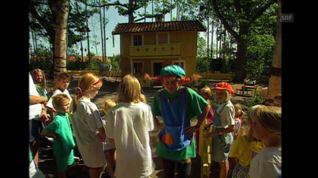 Video ««Zu Besuch», Traumziel, 9.3.1995» abspielen
