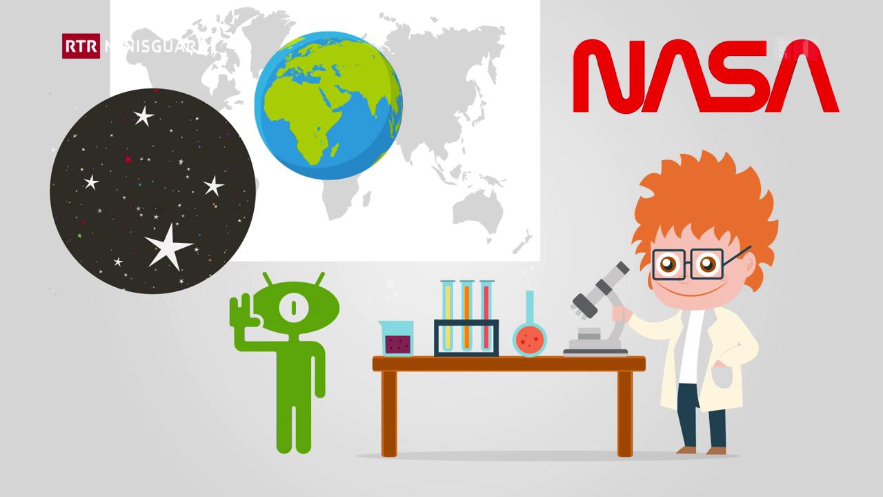 Tge fa la NASA?