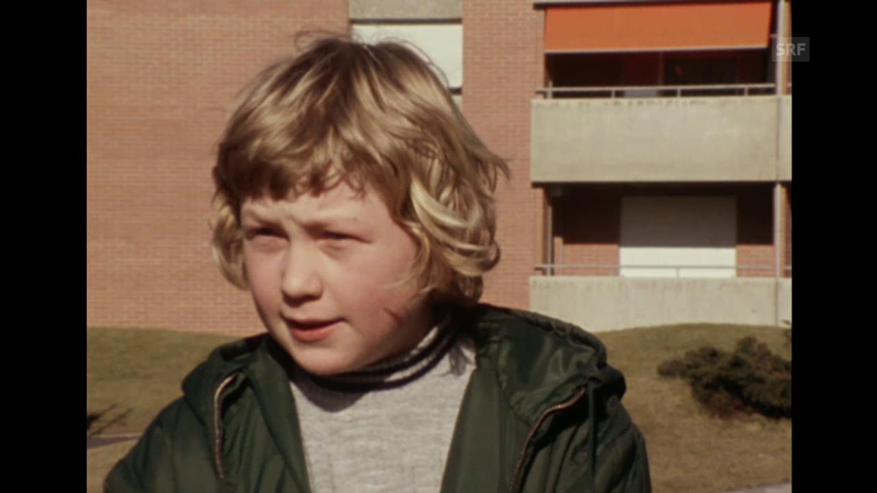 Die grünen Kinder von Münchenstein (1973)