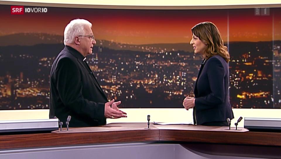 FOKUS: Der höchste Schweizer Katholik im Gespräch