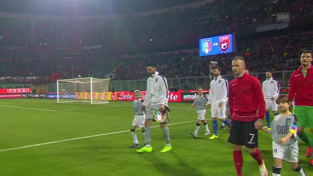 Video «Italien und Spanien gewinnen» abspielen