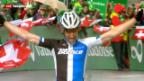 Video «2. Etappe der Tour de Suisse» abspielen
