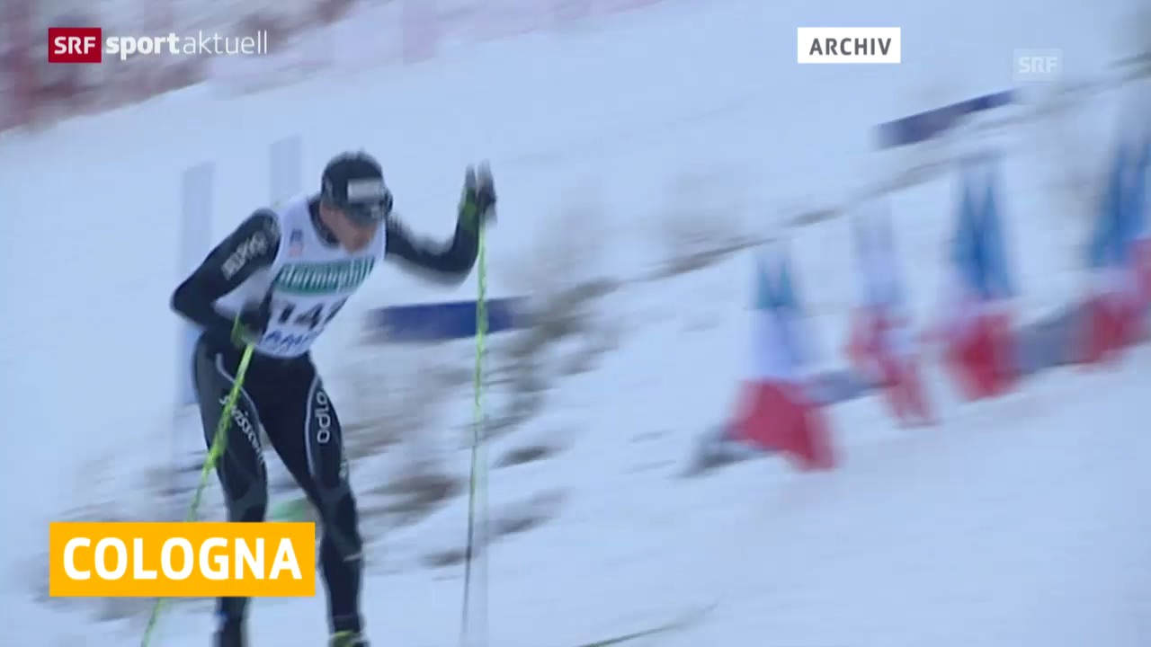 Langlauf: Cologna verschiebt Weltcup-Comeback