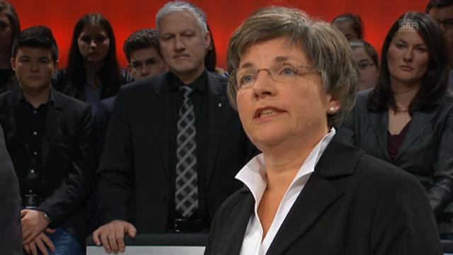 Meier-Schatz: «Vor allem Frauen sollen frei wählen dürfen»