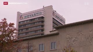 Video «Gutes drittes Quartal bei Novartis» abspielen