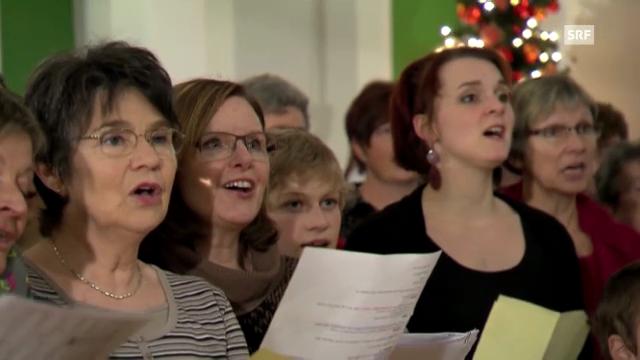 Weihnachts-Singen - der Song in voller Länge